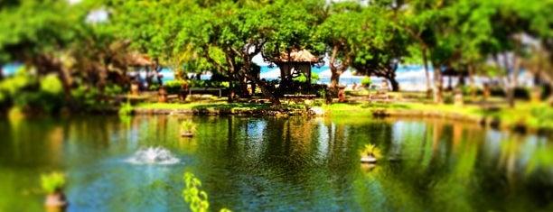 Ayodya Resort Bali is one of Orte, die Olga gefallen.