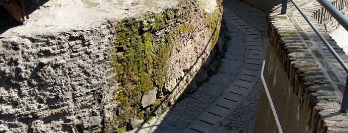 Old city wall | ძველი ქალაქის გალავანი is one of Юля: сохраненные места.