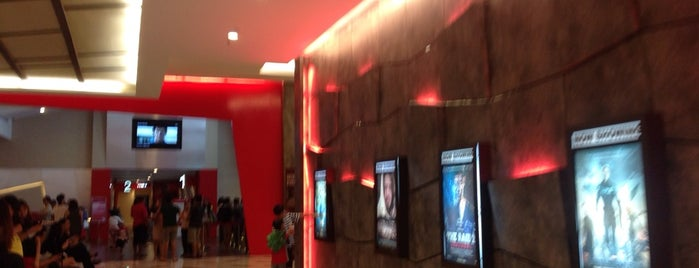 CGV Cinemas is one of Tempat yang Disukai Uda Aank.