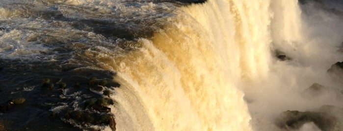 Parque Nacional Iguazú (Argentina) is one of Antes de Morrer.