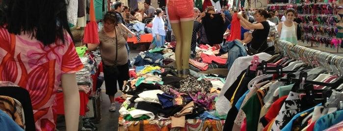 Kadıköy Tarihi Salı Pazarı is one of Istanbul |Shopping|.