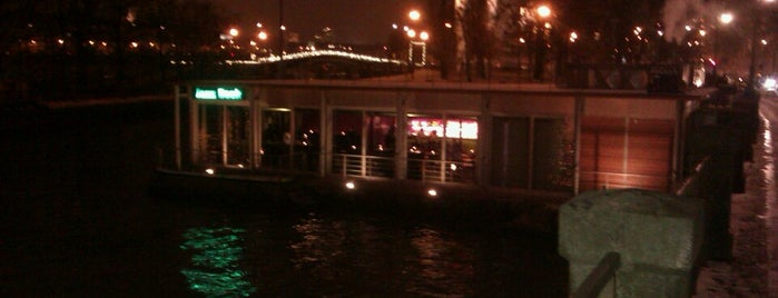Jazz Dock is one of Europe.