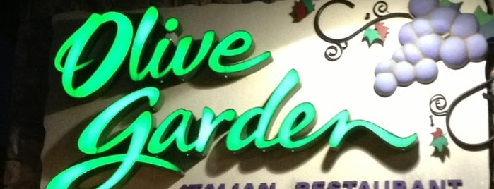 Olive Garden is one of Marleneさんのお気に入りスポット.