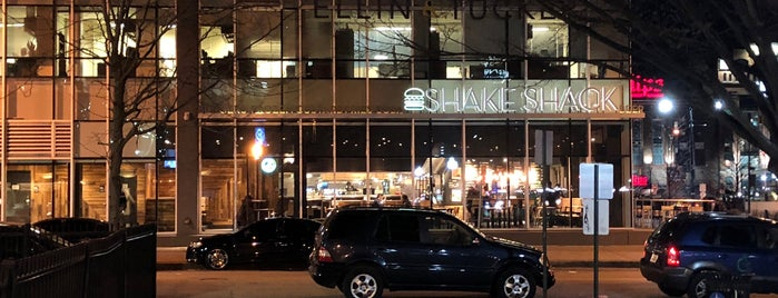 Shake Shack is one of Baltimore, MD.