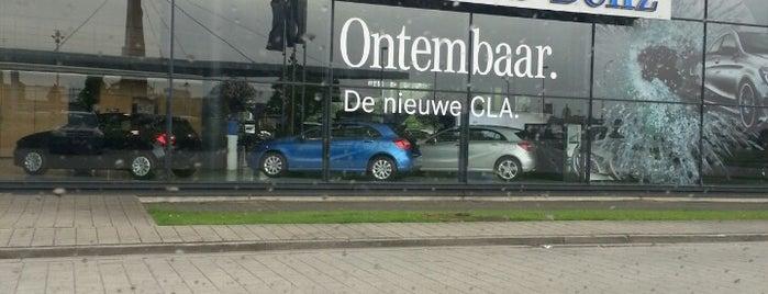 Mercedes-Benz Drogenbos is one of Lieux qui ont plu à Jipe.