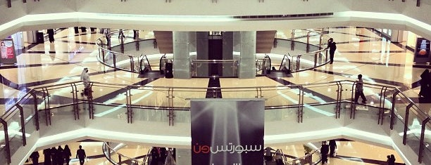 Al Qasr Mall is one of Squares & Malls.
