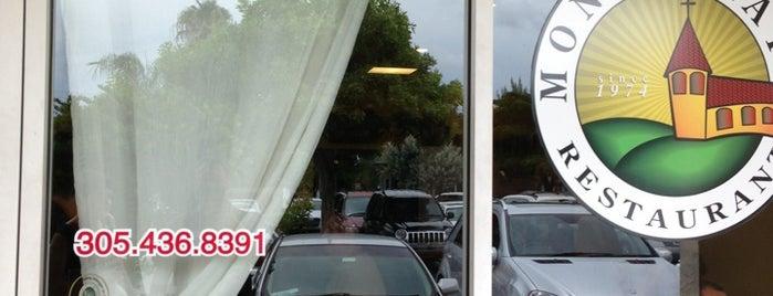 Monserrate Restaurant is one of Orte, die Adrienne gefallen.