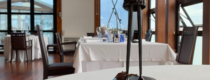 Restaurante Auga is one of Quiero ir !!! 🔜.