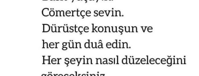 Erenler Camii is one of Cami ve Türbeler.