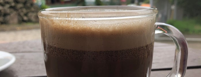 Beso Espresso is one of สถานที่ที่ cuadrodemando ถูกใจ.