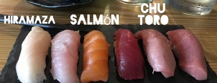 Shibui Sushi is one of Christian M. 님이 좋아한 장소.