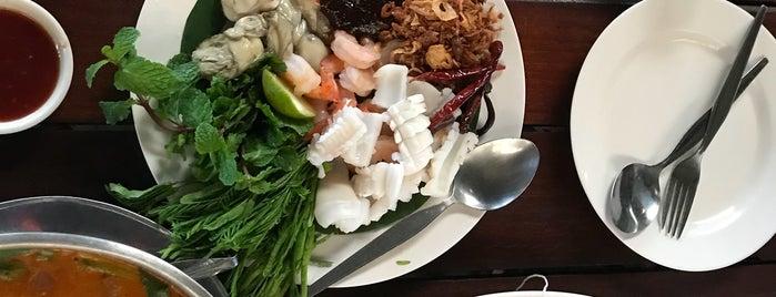 สวนอาหารบึงไม้หอม is one of JOY: сохраненные места.