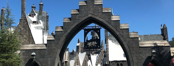 Harry Potter and the Forbidden Journey is one of Lieux qui ont plu à Fernando.