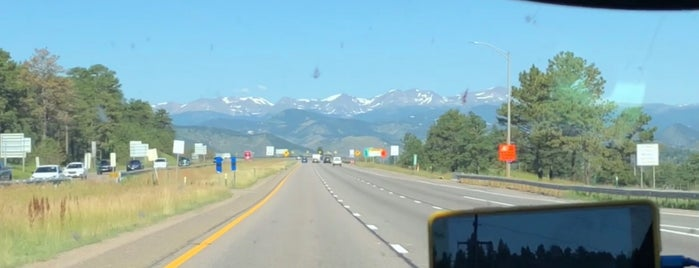 Colorado Mountains is one of Karen's Liked Places.