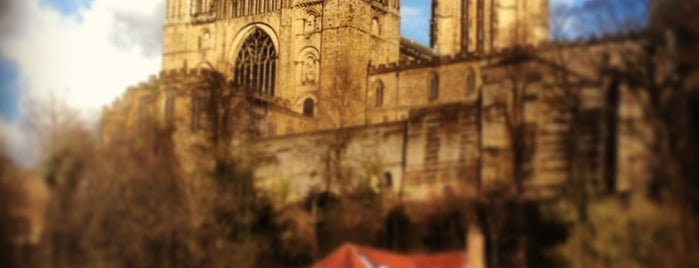 Durham Cathedral is one of Churches.
