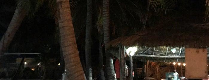 Pocna Bar is one of Isla Mujeres.