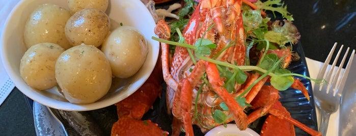 Linnane's Lobster Bar is one of Irlanda.