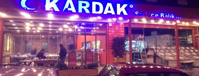 Kardak Balıkçısı is one of Leventさんのお気に入りスポット.