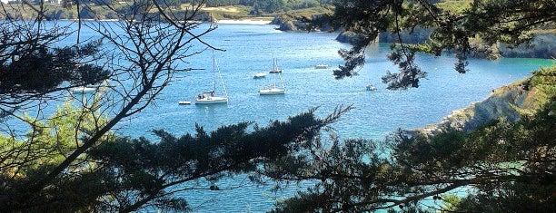 Belle-Île-en-Mer is one of Bienvenue en France !.