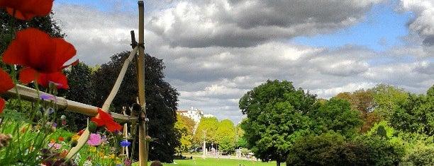 Parc Montsouris is one of Paris.