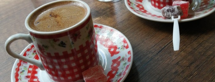 Fidan Kultur Cafe is one of Lieux qui ont plu à Inan.