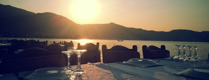 Hidayet'in Yeri Deniz Restaurant is one of Marmaris.