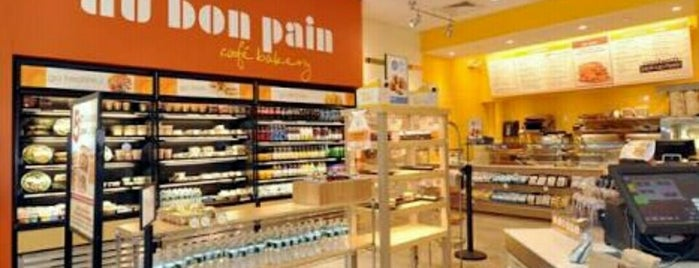 Au Bon Pain is one of NewYork.