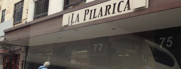 La Pilarica (Karsapan) is one of Eat.
