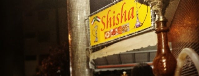 Shisha Bar is one of Lugares favoritos de Denise.