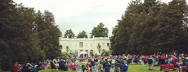 Wadsworth Mansion is one of Be Outside.