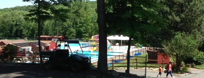 Willow Lake Day Camp is one of Posti che sono piaciuti a Stuart.
