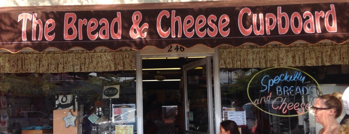Bread And Cheese Cupboard is one of Stone Harbor.
