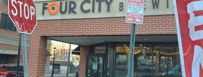 Four City Brewing Company is one of NJ Drinks.