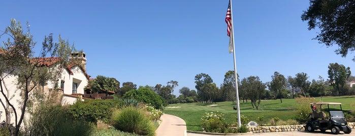 Rancho Santa Fe Golf Club is one of Lieux sauvegardés par Kelly.