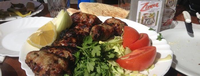 Christakis Kebab House is one of Mehmet 님이 저장한 장소.