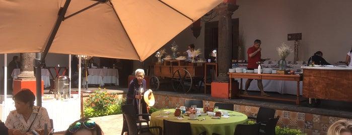 Restaurante El Florentino - Fiesta Americana Hacienda Galindo is one of alejandro 님이 좋아한 장소.