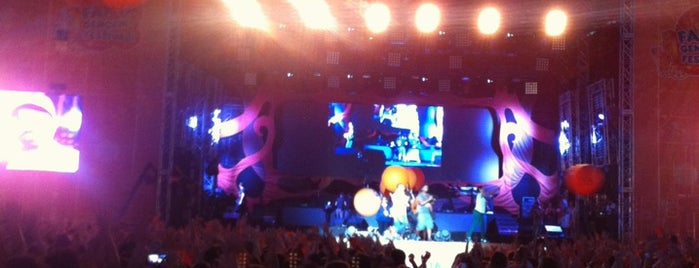 Fanta Gençlik Festivali is one of Biten Organizasyonlar.