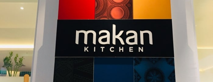 Makan Kitchen is one of Penang.