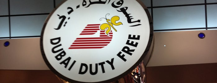 Dubai Duty Free Departure is one of Lugares favoritos de Nits.