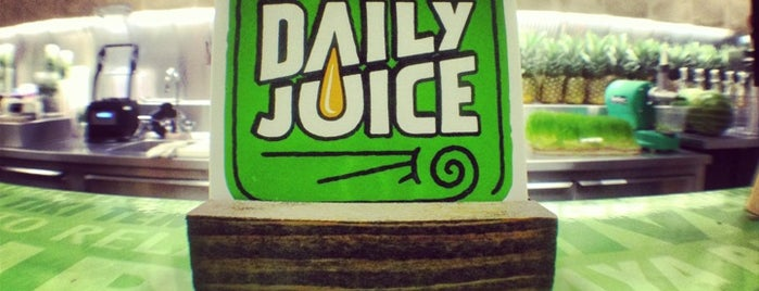 Daily Juice is one of Austin Explorations.