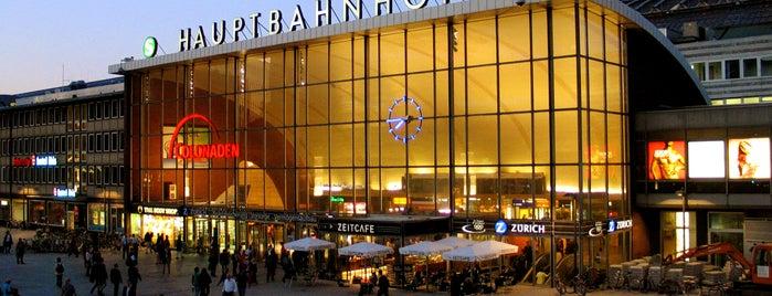 쾰른 중앙역 is one of Köln / Cologne: Attractions & Culture.