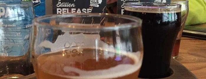 Old Yale Brewing is one of Tempat yang Disimpan Dan.