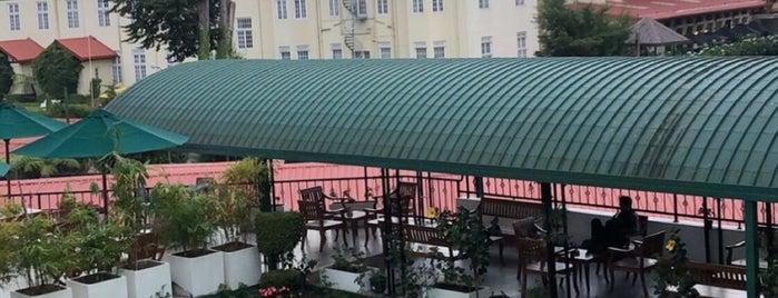 Araliya Green Hills Hotel is one of สถานที่ที่ Miguel ถูกใจ.