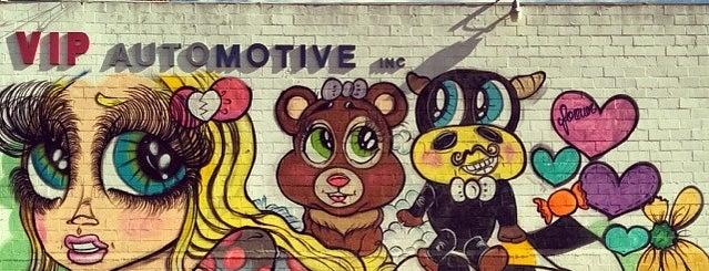 VIP Tire and Automotive, Inc. is one of e*starLA : понравившиеся места.