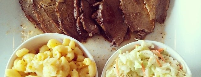 The Hungry Pig is one of BBQ in LA.