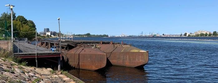 Balasta Dambis is one of Riga.