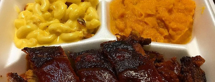 Sweet Lucy's Smokehouse is one of Philly's Top BBQ Joints.