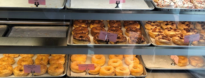 Trejo's Coffee & Donuts is one of Our LA neighborhood.