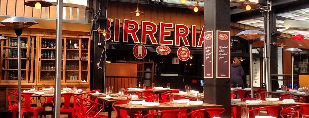 Birreria is one of Flatiron, Nomad & Union Square.