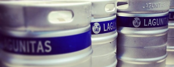 Lagunitas Brewing Company is one of Top craft beer breweries in the USA.